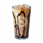 ice latte mocka