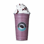 frapino vegan blueberry
